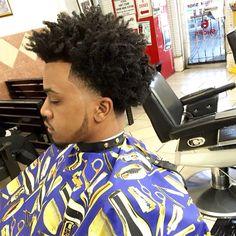 My Next Haircut fade
