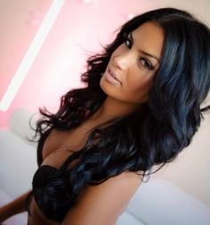 This girl is perfection #hair #tan #beauty
