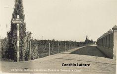 La carretera a Canet