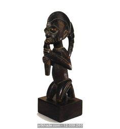 Statue Yorouba, Nigéria