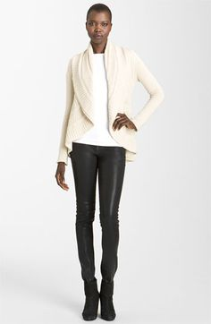autumn cashmere Cable Knit Cardigan | Nordstrom