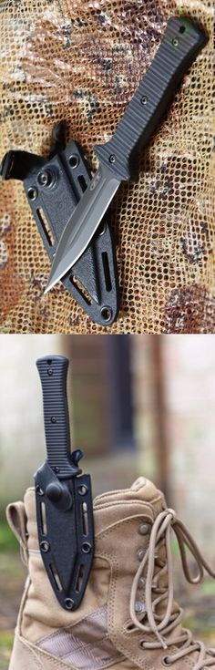 Zero Tolerance Tactical Fixed Boot Knife ZT Fixed Blade 0150