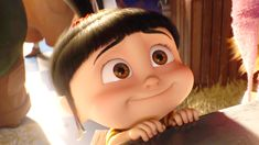 Agnes #Despicable Me