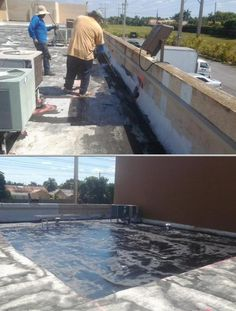 This establishment provides gutter cleaning, installation and repair services for commercial areas and residential spaces. They also do roof replacement and siding removal, among others.