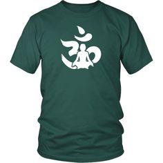 Meditation Om Unisex T-Shirt