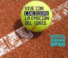 Gana una entrada doble para la semifinal del Mutua Madrid Open de tenis
