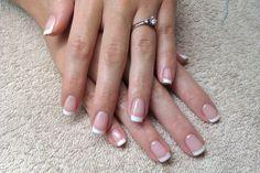 Brides nails  Orly gel polish