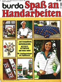 Burda Spass am Handarbeiten 1/76