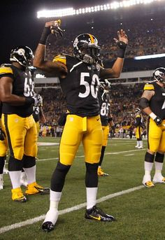 Game Time!!, Pittsburgh Steelers Team Photos - ESPN