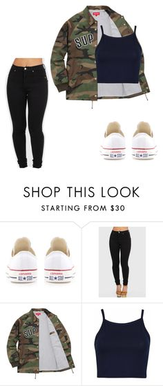 """""""i like this"""" by camerondash86 on Polyvore featuring Converse"""