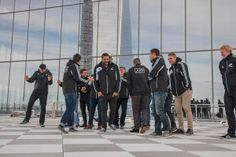 11.11.13   All Blacks Rugby Team Tour at 4WTC
