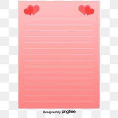 Love letter envelopes, letterheads vector material PNG and Vector Letterhead Design, Letterhead Template, Valentines Day Love Letters, Easy Flower Drawings, Visiting Card Design, Envelope Lettering, Letter Vector, Background Templates, Love Words
