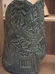 Ornate Metalwork Mesopotamia