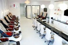 Cool Salons: Nail Bar & Spa in Foothill Ranch, Calif. | Salon Fanatic