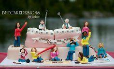 Sherrard Orthodontics Anniversary cake