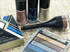 The Happy Sloths: Mary Kay Fall 2016 Runway Bold Collection: Review and Swatches
