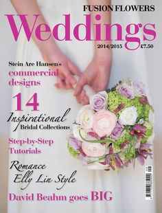 Fusion Floral wedding issue