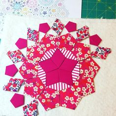 """45 Likes, 4 Comments - Shush I'm Quilting (@lizfromshush) on Instagram: """"It's Friday and it's been a very character building week!! Fortunately it's improving now ☺️👍…"""""""