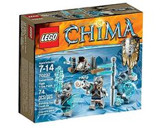 Lego Legends Of Chima: Saber-Tooth Tiger Tribe Pack (70232)  Manufacturer: LEGO Enarxis Code: 014818 #toys #Lego #Chima