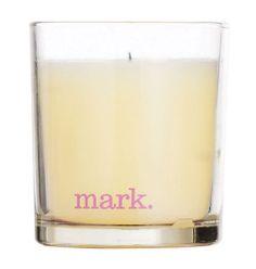 mark. All Lit Up Lemon Sugar Scented Candle