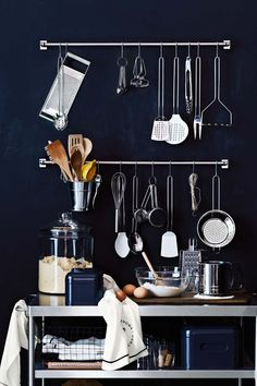 Kitchen Essentials - from Williams-Sonoma - any of these items would be great bridal shower gifts. | article on Domaine Home