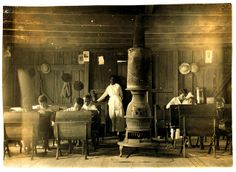 Lewis Hine: Colored school at Anthoston, Kentucky, 1916 by trialsanderrors, via Flickr