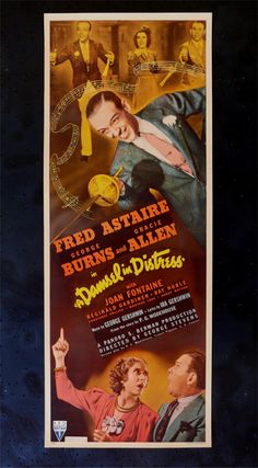 A Damsel in Distress (1937)  #Astaire #Movies #Classic #Vintage