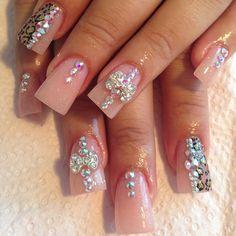 #nice #nails #natural #nailsart #nailswag #nailfactory #organicnails #otoñoinvierno #prettynails #princessnails #lindas #lovenails #uñasacrilicas #uñas #acrilicsnails #artisticnails #animalprint #bow...