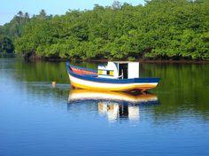 Caraiva, Bahia. www.lagoacaraiva.com.br