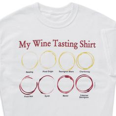 traveling vineyard wine tasting shirt