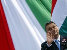 Viktor Orban: Europas mächtigster Premier - Seine Kritiker nennen ihn Viktator, seine Anhänger feiern ihn als Retter der Nation: Ungarns umstrittener Regierungschef Viktor Orban wird am Sonntag zum dritten Mal die Parlamentswahlen gewinnen. Mehr dazu hier: http://www.nachrichten.at/nachrichten/meinung/menschen/Viktor-Orban-Europas-maechtigster-Premier;art111731,1350947 (Bild: epa)