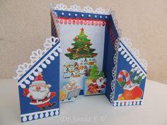 DIY Paper DIY Craft DIY Fancy Fold Pop up Card