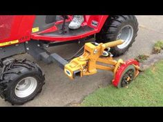 Tractor Seats, Tractor Drawbar, Commercial Zero Turn Mowers, Lawn Care Business, Radio Design, Tractor Implements, Tractor Attachments, Lawn Equipment, Riding Mower