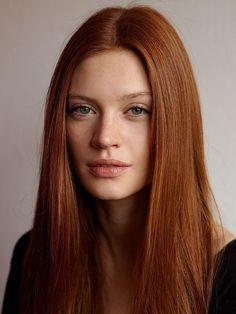 Redhead – Cinthia - All For Hair Color Trending Beautiful Red Hair, Hello Gorgeous, Auburn Hair, Red Hair Color, Hair Colors, Grunge Hair, Hair Goals, New Hair, Redheads