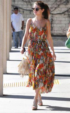 selena gomez fashion and style