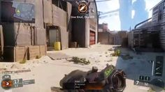 Call of Duty Black Ops 3: Montage