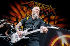 Anthrax Live