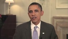 Obama's statement on fiscal cliff deal (full text)  http://www.obamagod.com/obamas-statement-on-fiscal-cliff-deal-full-text/