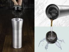 The lttl tumbler - The World's Best Insulated Travel Mug Review » The Gadget Flow