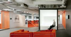 Kayak.com Office by ACTWO - Office Snapshots