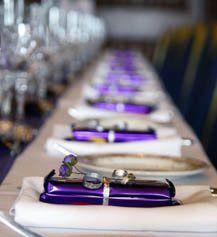 Cadbury Purple Wedding - wedding planning discussion forums