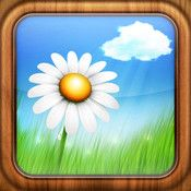 Serenity ~ the relaxation app for iPad (for a calm down box addition???) FREE