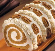 ТОП-10 кращих Торт рулонні Рецепти
