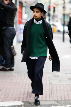 London Street Style January 2015