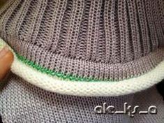 Кеттлевка в вязании