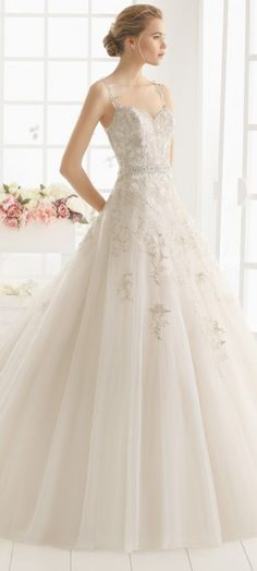 Aire Barcelona 2016 Bridal Collection Part 2