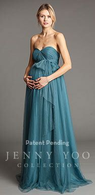 Jenny Yoo - Nabi dress in Teal