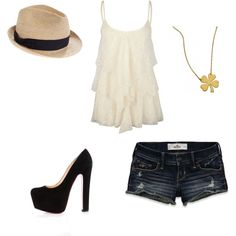 Perfect Saturday afternoon outfit <3