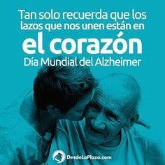 #21S Hoy es el Día Mundial del Alzheimer