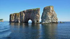 Rocher Percé - Gaspésie